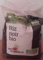 Riz noir bio - Produit - fr