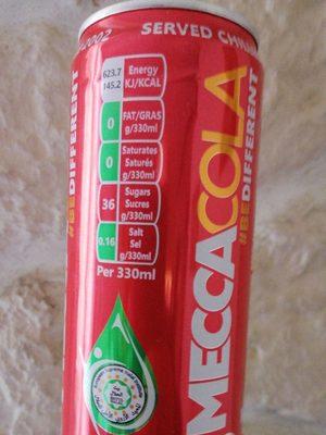 MeccaCola - 1