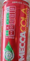 MeccaCola - Prodotto - fr
