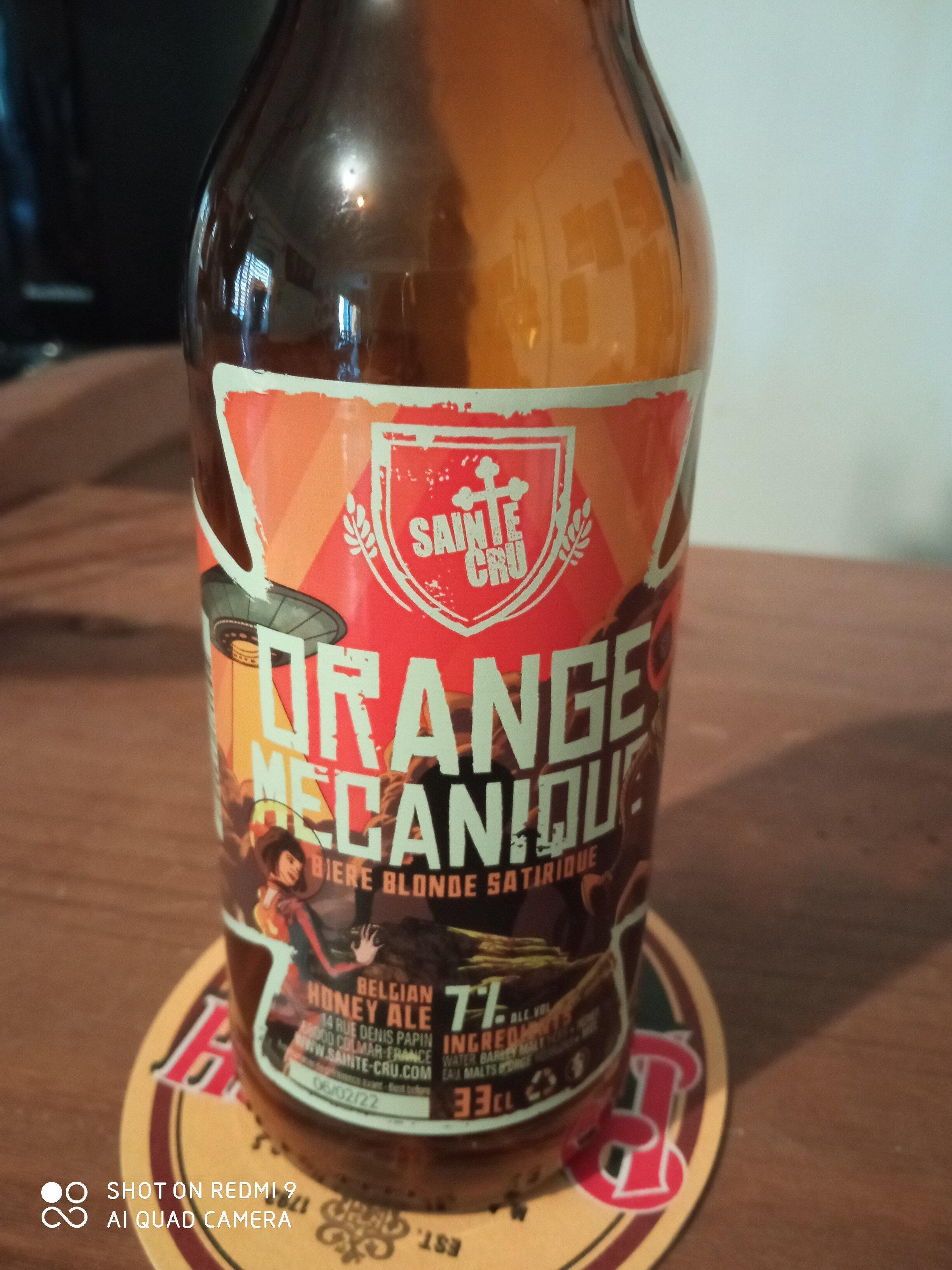 Orange mécanique - Prodotto - fr