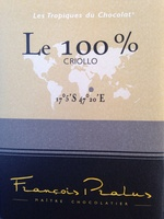 Le 100% CRIOLLO biologique - Produit