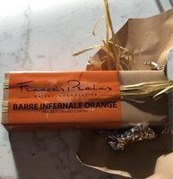 Barre infernale orange - Produit - fr