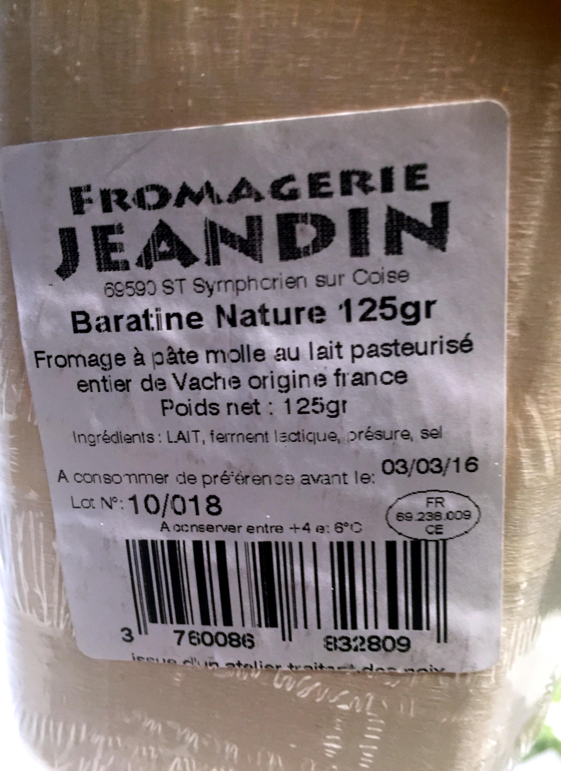 baratine nature - Product - fr