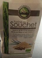 Farine De Souchet Bio - 400 G - Ethnoscience - Produit - fr