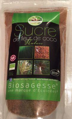 Ecoidees Sucre De Seve De Fleur De Coco En Poudre Bio Sachet