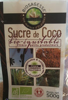 Sucre de coco - Product - fr
