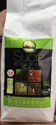 Sucre de fleur de coco nature - Product