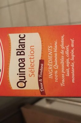 Quinoa blanc - Ingredienti - fr