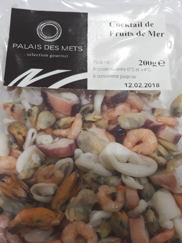 Cocktail de Fruits de mer - Product - fr