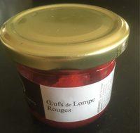 Oeufs de lompe rouges - Produit - fr