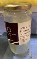 Soupe de poisson de roche de méditerranée - Product - fr