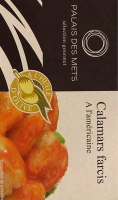Calamars farcis à l'américaine - Product