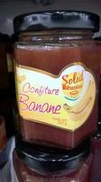 Confiture de banane - Product