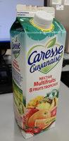 Nectar Multifruits 8 fruits tropicaux - Prodotto - fr
