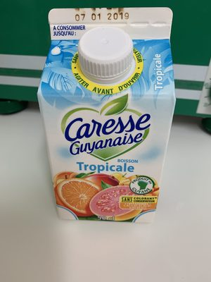 Boisson tropicale - Product