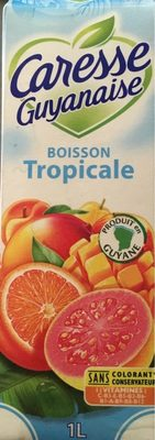 Caresse guyanaise - Product - fr