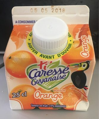 boisson orange - Product