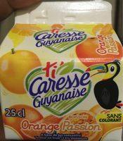 boisson Orange Passion - Product