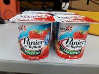 panier fraise 0% - Product - fr