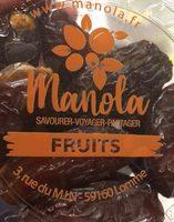 Dates Medjool - Product - fr