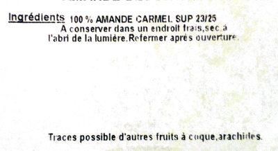 Manola cuisine - Ingrediënten - fr