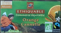 Orange Cannelle - Product