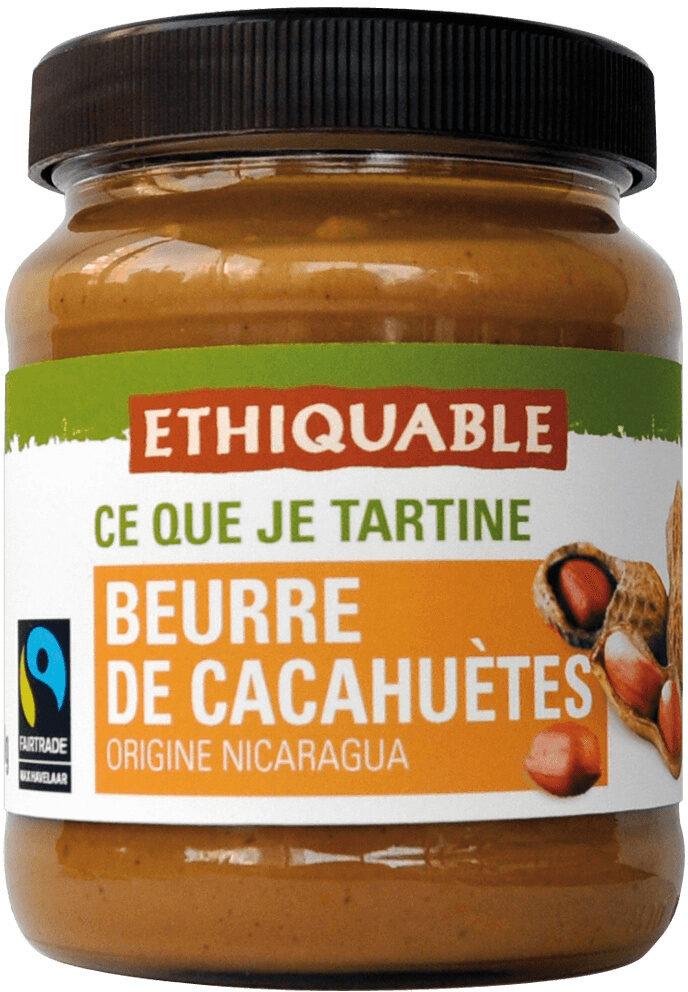 Beurre de cacahuètes - Produit - fr