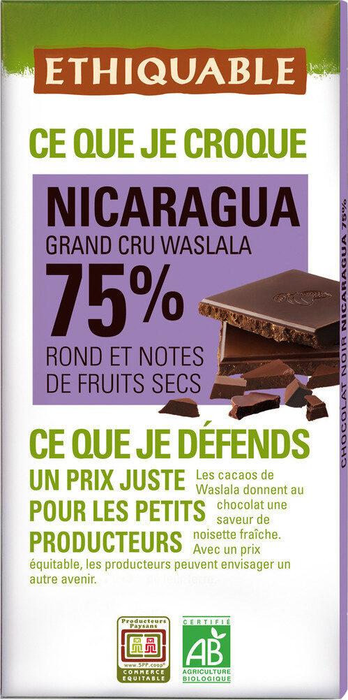 Nicaragua grand cru waslala - Prodotto - fr