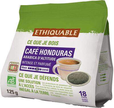 Café arabica bio Honduras - Product - fr