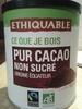 Pur cacao non sucré - Product