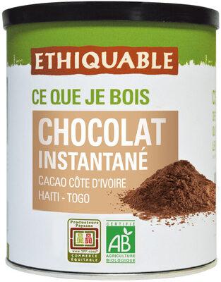 Chocolat en poudre Instantané - Produit - fr