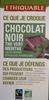 Chocolat noir Thé vert menthe - Product