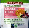 Mangue Litchi bio Ethiquable - Produit