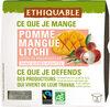 Pomme Mangue Litchi - Produit