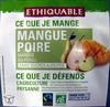 Mangue Poire bio Ethiquable - Produit