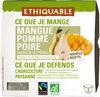 Mangue Poire bio Ethiquable - Product