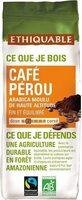 Café Pérou - Product - fr