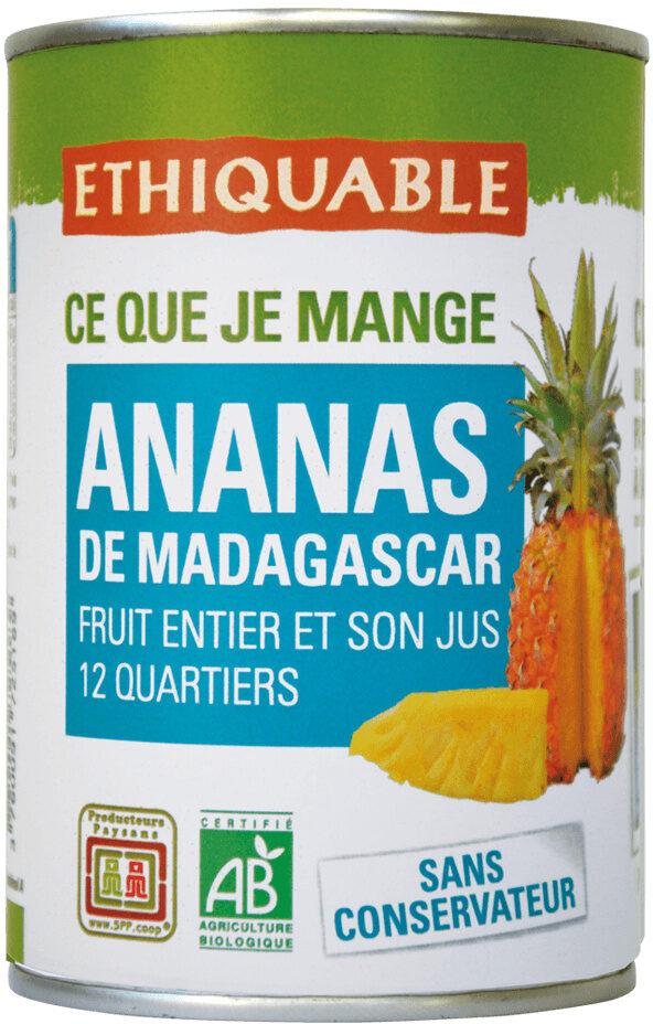 Ananas de Madagascar - Product - fr