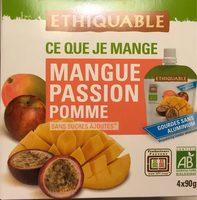 Mangue passion pomme - Produit - fr