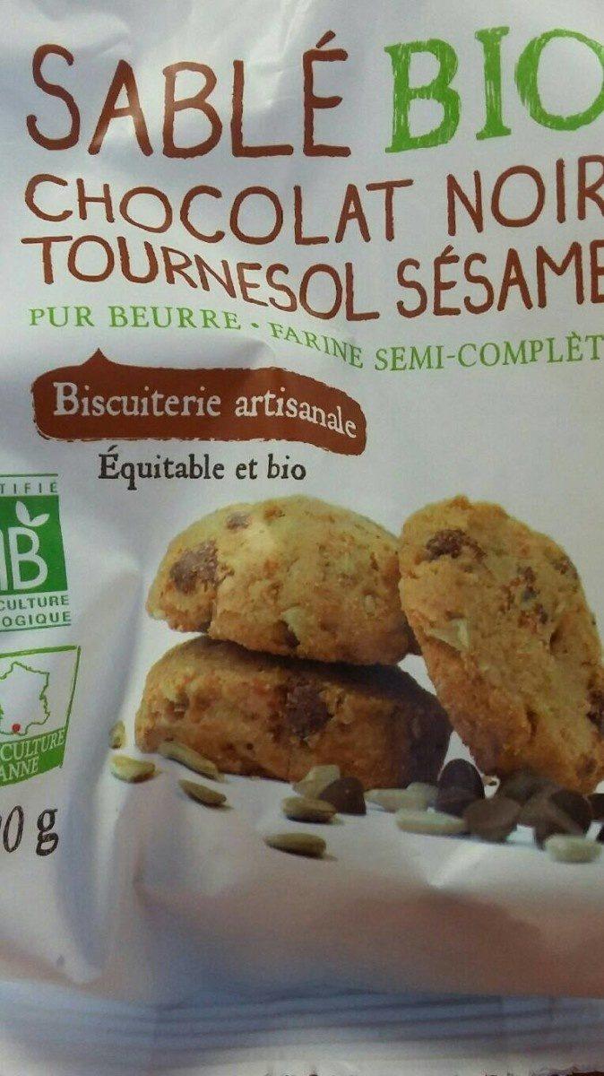 Sablé bio - Product - fr