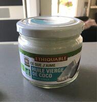 Huile de coco vierge - Product