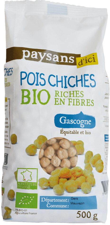 Pois Chiches Bio - Produkt - fr