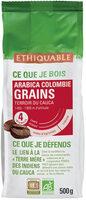 Café Colombie Grains Bio & équitable - 500 G - Product - fr