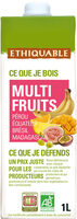 Jus Multifruits - Product - fr