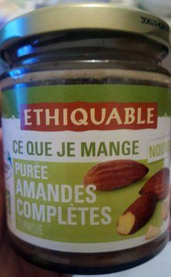 Puree D'amande Complete Tunisie - Product