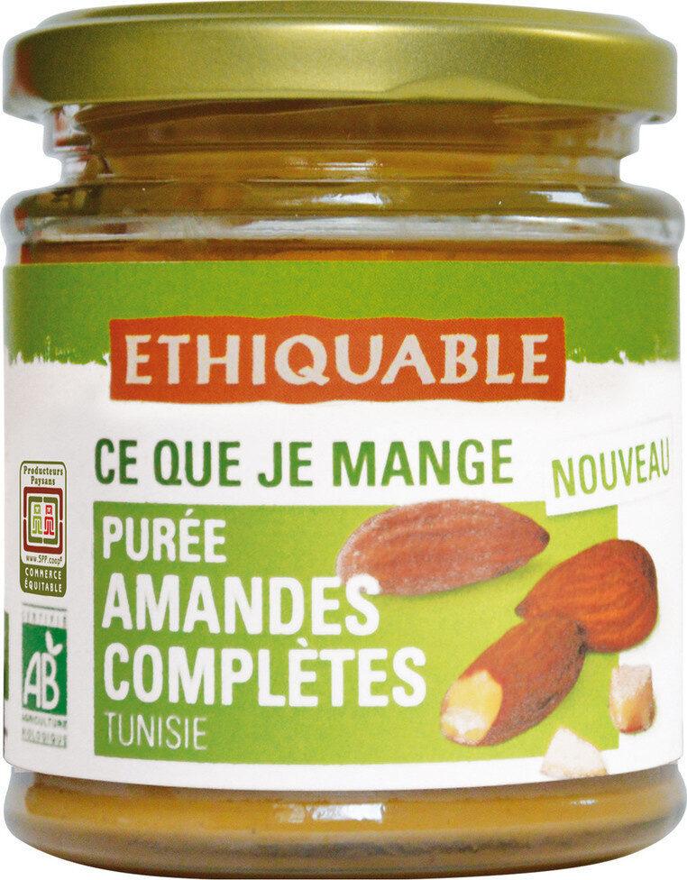Puree D'amande Complete Tunisie - Prodotto - fr