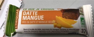 Barre Datte Amande - Product