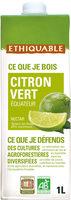 Nectar de citron vert d'Équateur - Produit - fr