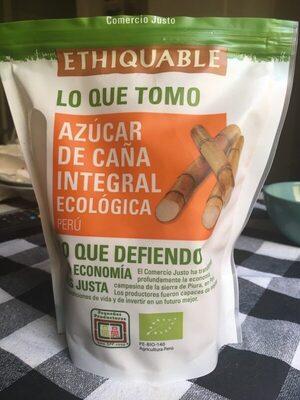 Azúcar de caña integral ecológica - Product