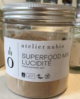 Superfood mix lucidité - Product